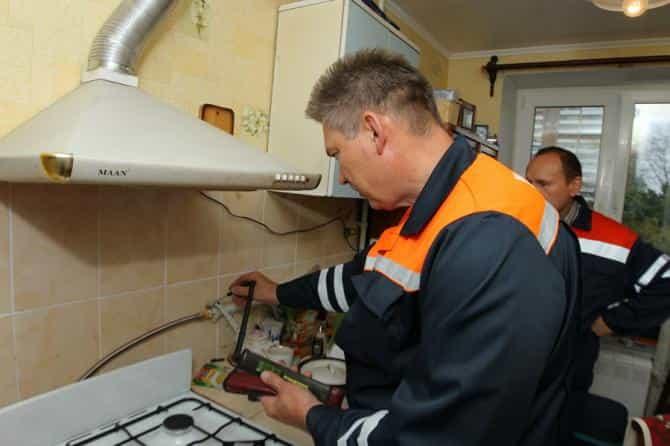Подключить газовую плитук системе подачи газа в столице и внутри МКАД