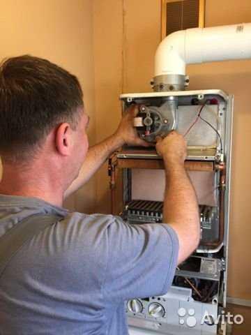Установка газовой колонки быстро и недорого