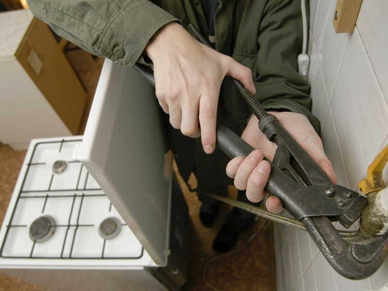 Требования к установке газовой плиты в жилых домах